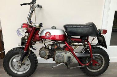 Honda Z50A K1