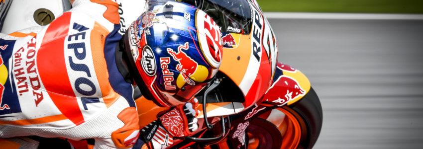 Дани Педроса и Honda