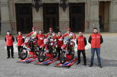 Honda Racing RedMoto готови за старт