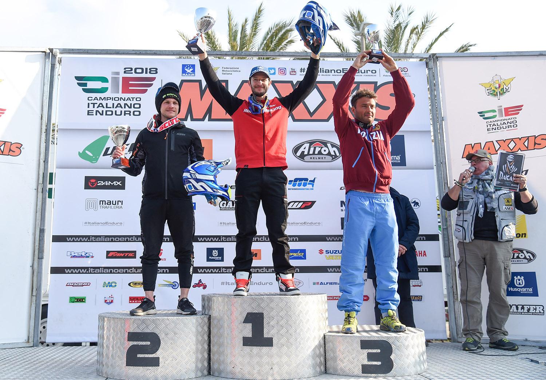 Ендуро: Гуарниери и Honda Racing RedMoto триумфират в Сан Ремо