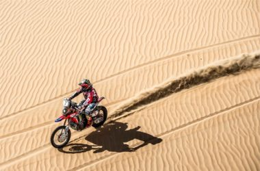 Abu Dhabi Rally 2018 - Stage One