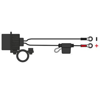 Двоен USB изход зарядно, el102