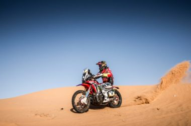 Бареда увеличи напредъка си в рали Мароко