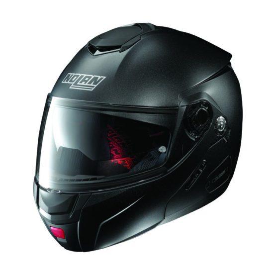 Nolan N902 Каските от затворен тип (шлем) предлагат най-високото ниво на защита.
