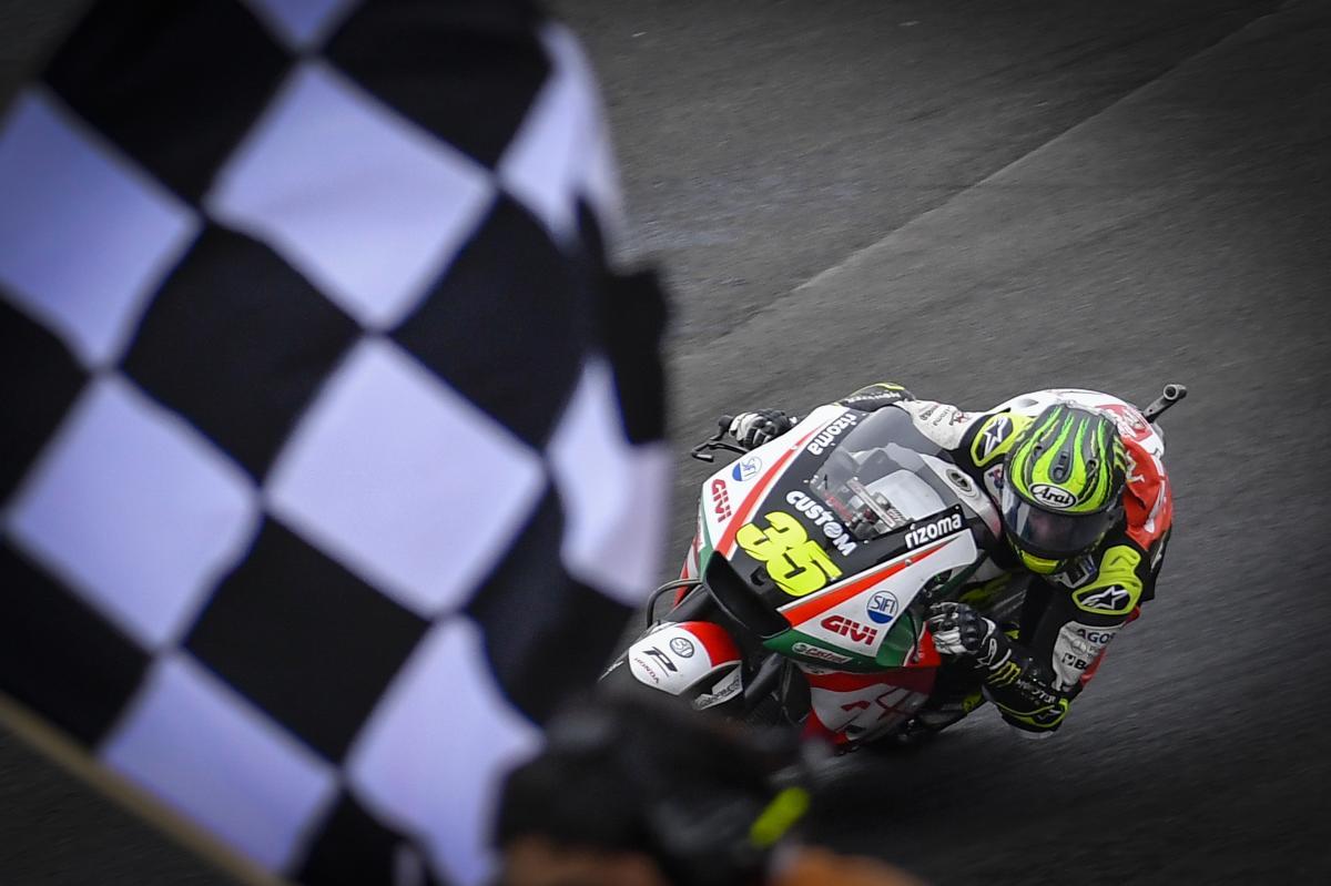 Кръчлоу донесе победа № 750 за Honda