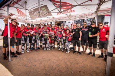 Триумф за Monster Energy Honda в Мержуга