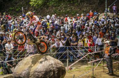 Хорхе Мартин триумфира с Honda