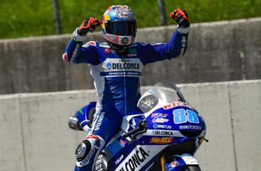 Тони Боу триумфира с Repsol Honda