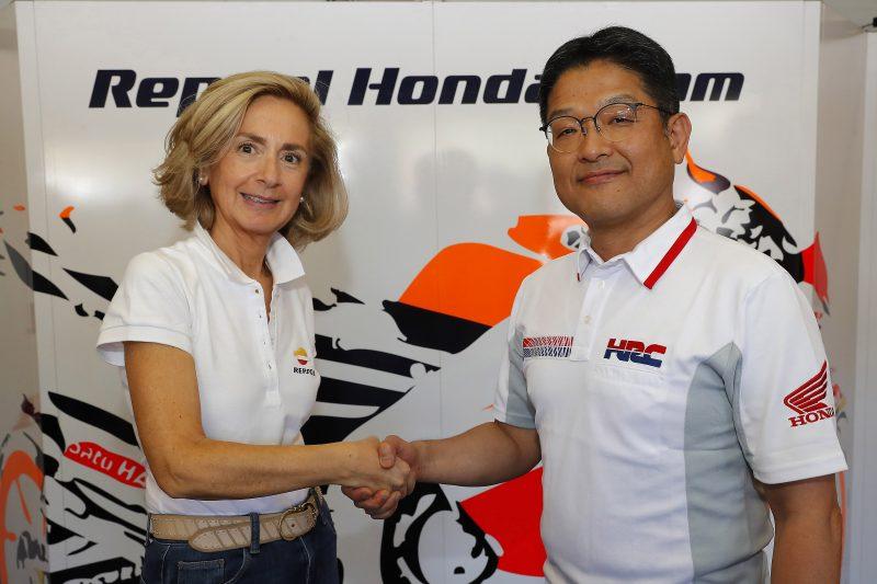 Honda и Repsol - четвърт век заедно