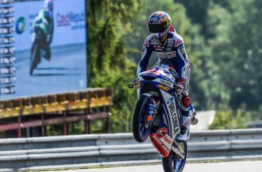 Moto3: Фабио ди Джанантонио с първа победа в Бърно