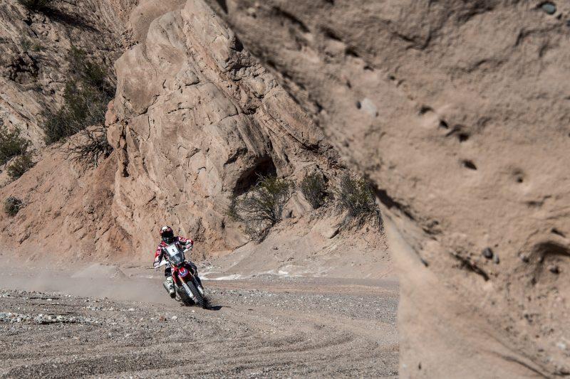 Пауло Гонсалвеш с Honda печели Desafío Ruta 40 в Аржентина