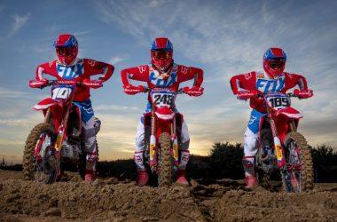Тимът HRC готов за мотокроса през 2019-а