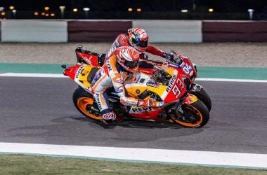 Двоен подиум за Honda в Катар