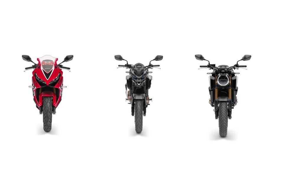 Honda 2019 range