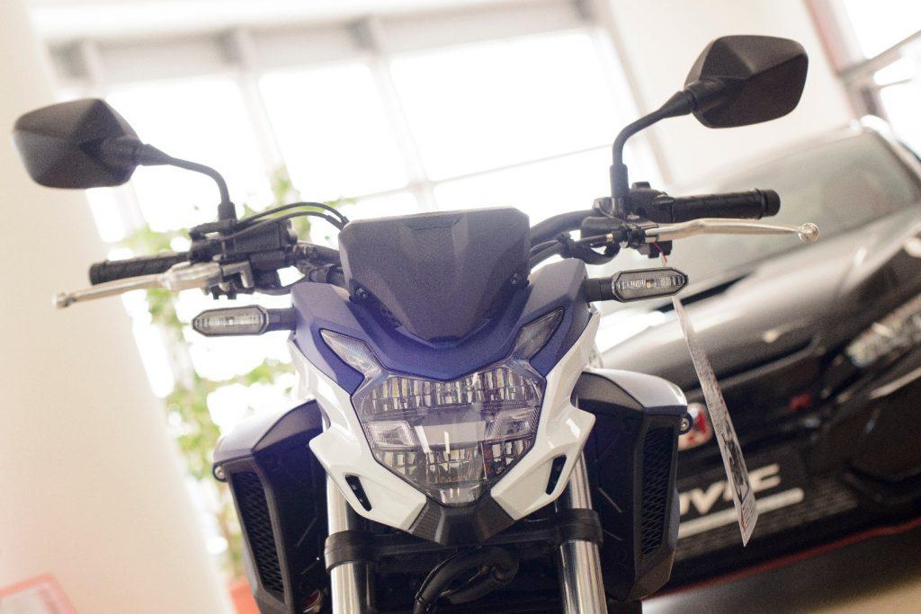 HONDA-MOTO-RIDE