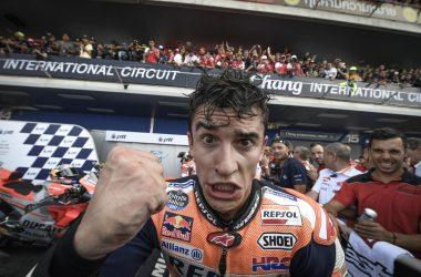 Как Маркес ще стане шампион този уикенд