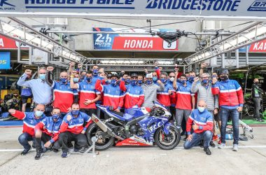 Debut EWC win for the all-new Fireblade at Le Mans