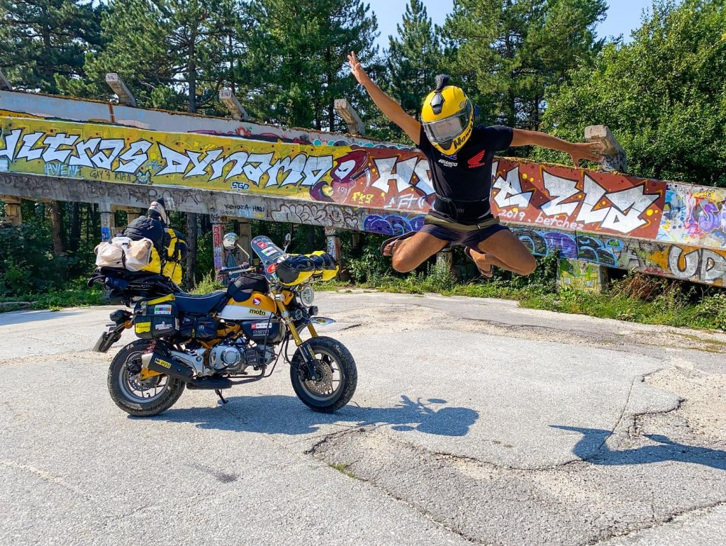 Ride that Monkey Montenegro