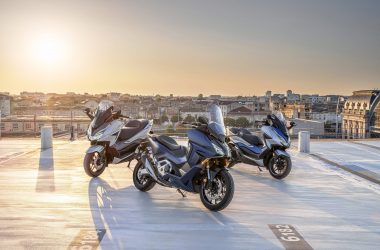 Honda's premium Forza scooter family expands for 2021 with the arrival of Forza 750 and Forza 350