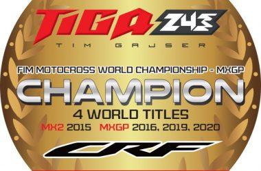 Honda Champion logo МХGP