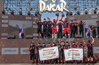 Tackling the toughest rally on earth - an inside look at Honda's Dakar victory